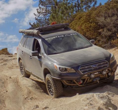 2015 Subaru Outback 2 5i Limited Sfo Adventure Expo