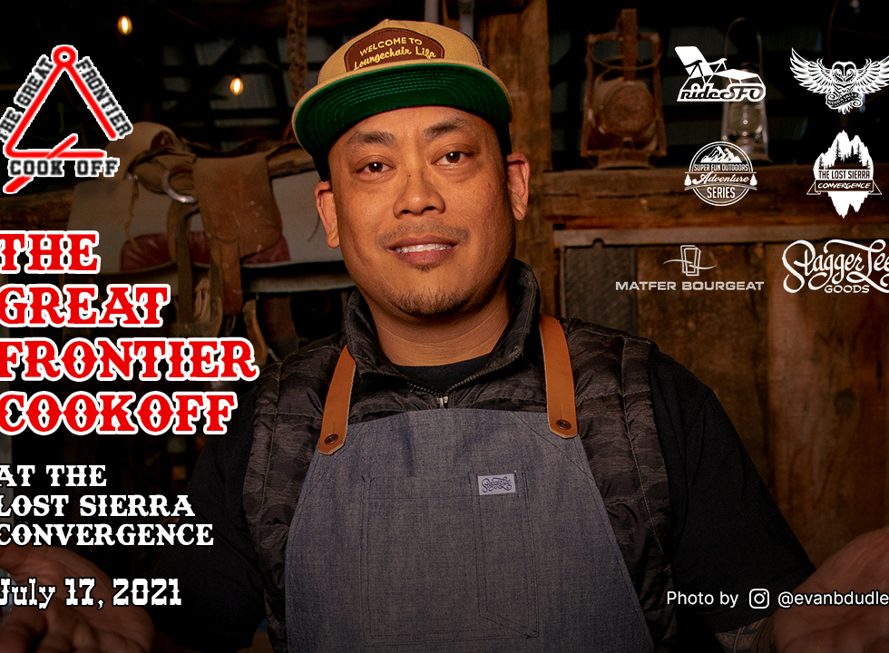 the great frontier cookoff – web banner